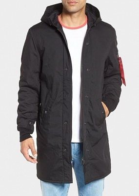 Alpha Industries Куртка Alpha Industries M-47 Pile Liner
