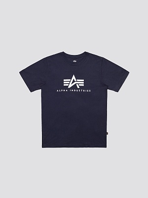 Alpha Industries футболка BASIC LOGO TEE