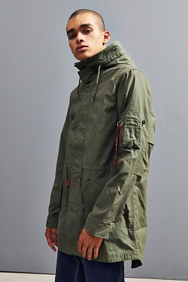 Alpha Industries Куртка Alpha Industries M-59 Fishtail Parka