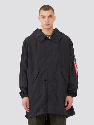 Ветровка Alpha Industries Shell Fishtail Parka - Фото 1