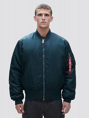 Куртка Alpha Industries MA-1 - Фото 8