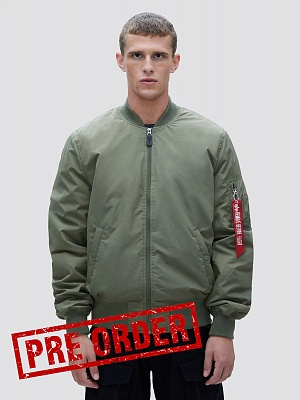 Alpha Industries Куртка (бомбер) Alpha Industries Ma-1 Primaloft