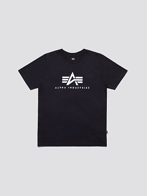 Футболка Alpha Industries BASIC LOGO TEE - Фото 1