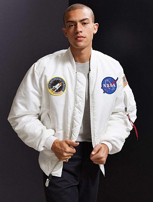 Alpha Industries Куртка Alpha Industries MA-1 NASA