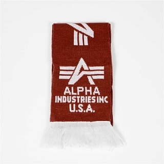 Alpha Industries Шарф Alpha Industries Remove Before Flight Fringe Scarf