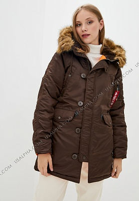 Alpha Industries Женская куртка Alpha Industries N-3B Women