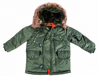 Alpha Industries Куртка Alpha Industries Youth N-3B