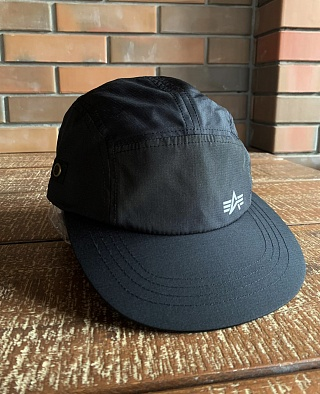Alpha Industries Кепка Alpha Industries Camper Cap