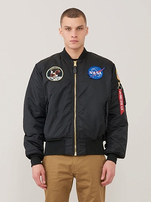 Куртка Alpha Industries Apollo MA-1 - Фото 1
