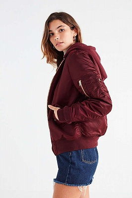 Alpha Industries Куртка Alpha Industries MA-1 Natus W
