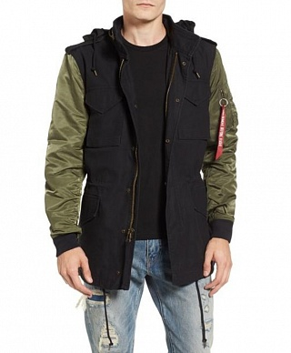 Alpha Industries Куртка Alpha Industries Fusion Field Coat