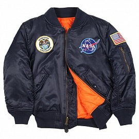 Alpha Industries Детская куртка Alpha Industries Nasa MA-1