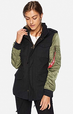 Alpha Industries Куртка Alpha Industries Fusion Field Coat W