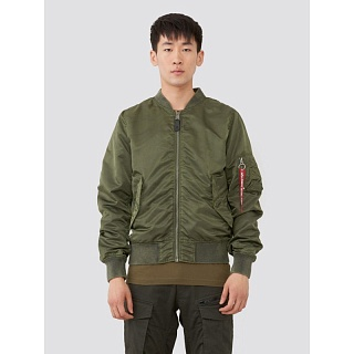 Alpha Industries Ветровка Alpha Industries L-2b Blood Chit Battleworn