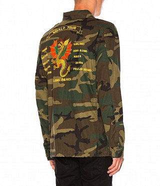 Alpha Industries Куртка Alpha Industries Dragon Tour Field Coat
